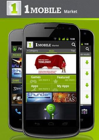 INSTANTLY DOWNLOAD 1MOBILE MARKET ON ANDROID APK & IPHONE - Home
